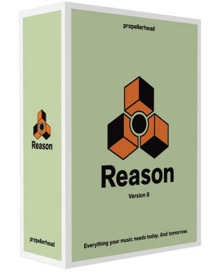 Reason 8 - Upgrade For Adapted/Limited/Essentials w/o Balance - Software
