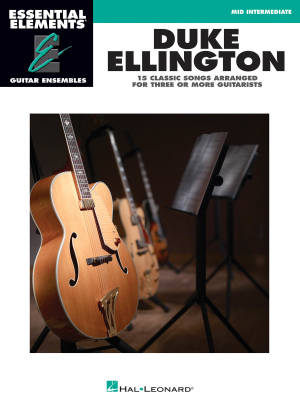 Duke Ellington: Essential Elements Guitar Ensembles - Book