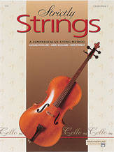 Strictly Strings Book 1 - Cello