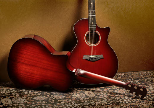 L&M Custom Mahogany GA Acoustic/Electric