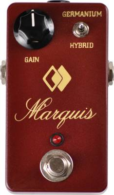 Marquis Germanium Booster Pedal
