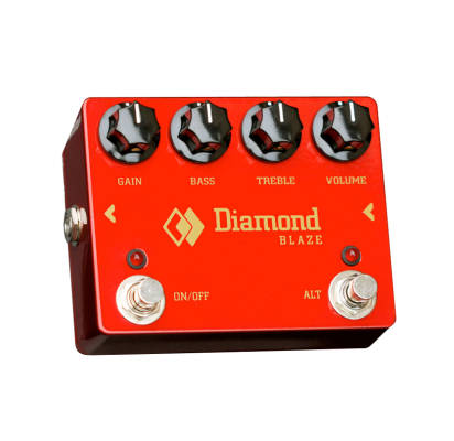 Blaze Germanium Fuzz/Distortion Pedal
