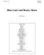 Eighth Note Publications - Blue Lake and Rocky Shore - Thomas - Concert Band - Gr. 3