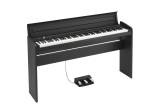 Korg - Digital Piano w/Speakers & Stand - Black