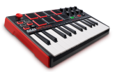 Akai - 25 Note Keyboard/Drum Pad Controller