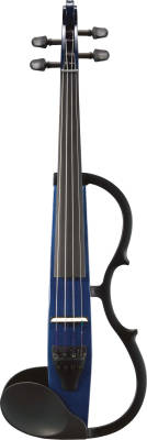 Silent Violin (Navy Blue)