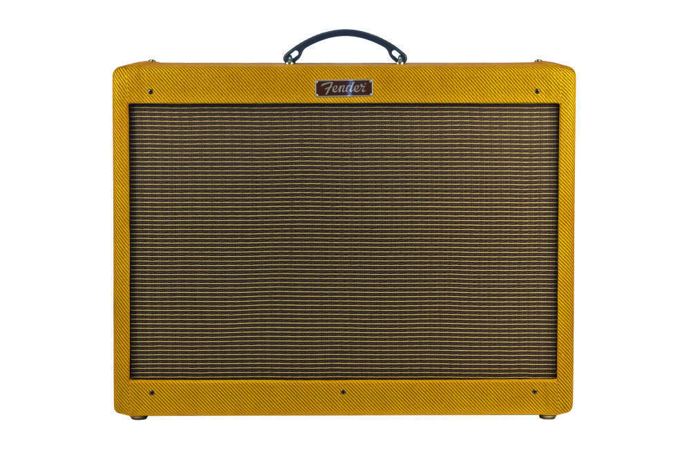 dating fender amp hot rod buzz