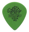 Dunlop - Tortex Jazz Sharp Tip Green Picks (36 per bag)