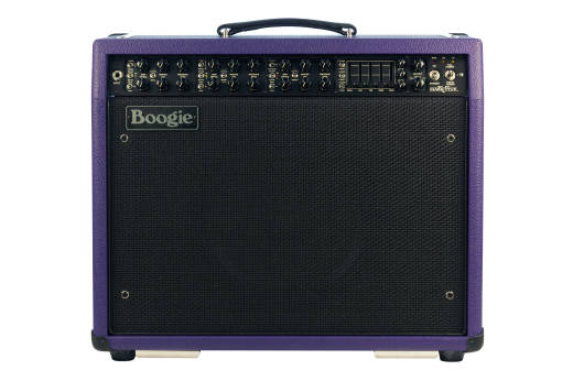 V Combo - Purple Tolex with Black Grille
