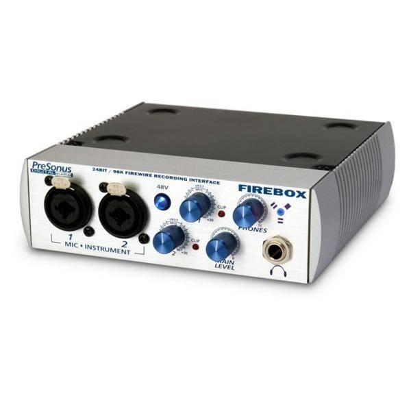 PreSonus Firebox Firewire Audio Interface