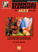 Hal Leonard - Essential Elements for Jazz Ensemble - Steinel - Tenor Saxophone - Book/Media Online