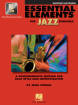 Hal Leonard - Essential Elements for Jazz Ensemble - Steinel - Baritone Saxophone - Book/Media Online