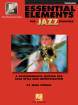 Hal Leonard - Essential Elements for Jazz Ensemble - Steinel - Trombone - Book/Media Online