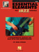 Hal Leonard - Essential Elements for Jazz Ensemble - Steinel - Bass - Book/Media Online