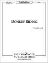 Eighth Note Publications - Donkey Riding - Traditional/Coakley - Concert Band (Flex) - Gr. 2