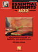Hal Leonard - Essential Elements for Jazz Ensemble - Steinel - C Treble/Vibes - Book/Media Online