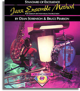 Standard of Excellence Jazz Ensemble Method - 1st Tenor Sax