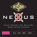 Roto Sound - Nexus Coated Bass Strings 45-105
