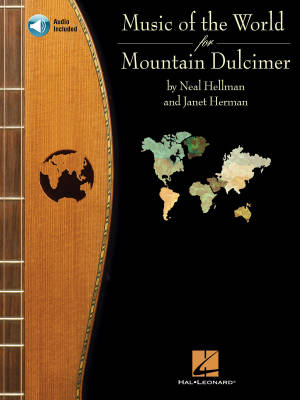 Music of the World for Mountain Dulcimer - Hellman/Herman - Book/CD