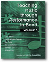 Teaching Music Through Performance - Volume 3
