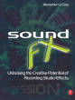 Hal Leonard - Sound FX - Case - Text Book
