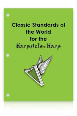 Classic Standards of the World for Harpsicle