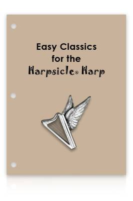 Easy Classics for the Harpsicle Harp