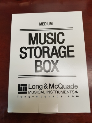 Storage Music Boxes - Medium