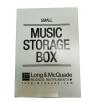 Waterloo Music - Storage Music Boxes - Small