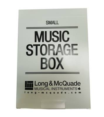 Storage Music Boxes - Small
