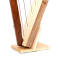 Wooden Display Stand for Harpsicle Harps