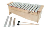 SDM Percussion - Metallophone - Bass Diatonic with Damper