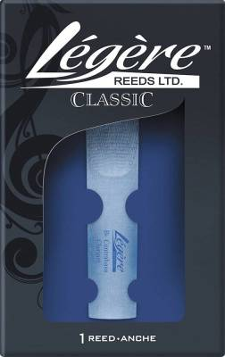 Bb Contrabass Clarinet 2 1/2 Reed
