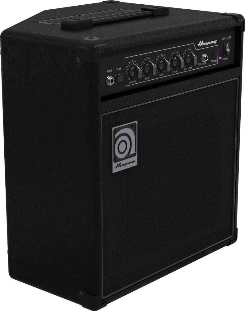 ampeg ba 108 15w 8 inch bass combo amp long mcquade musical instruments. Black Bedroom Furniture Sets. Home Design Ideas