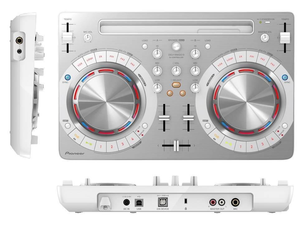Pioneer DDJ-WeGO3 DJ Controller Driver FREE