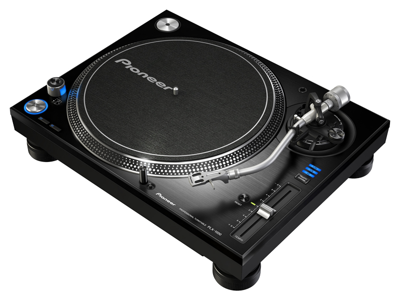 PLX-1000 - Professional Turntable
