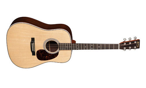 Martin Guitars Hd 28 Sitka Spruce Acoustic Guitar Long Mcquade