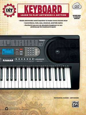 DiY (Do it Yourself) Keyboard - Gunod/Rosser - Book/Media Online
