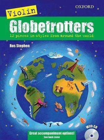 Oxford University Press Violin Globetrotters - Stephen