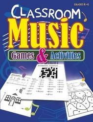Classroom Music Games and Activities - Eisenhauer - Book
