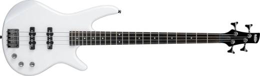 Gio Electric Bass - Pearl White
