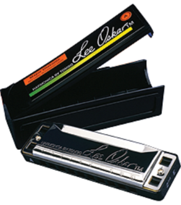 Major Diatonic Harmonica - Key of D