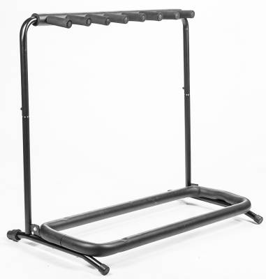 5-7 Guitar Side Loading Folding Touring Stand