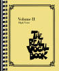 Hal Leonard - The Real Vocal Book - Volume II - High Voice