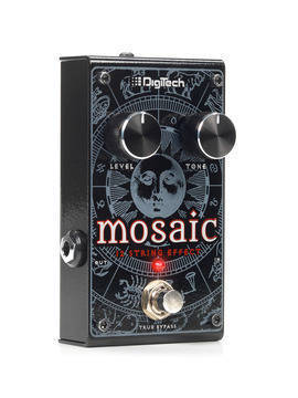 digitech mosaic 12 string polyphonic effect pedal for guitar long mcquade musical instruments. Black Bedroom Furniture Sets. Home Design Ideas