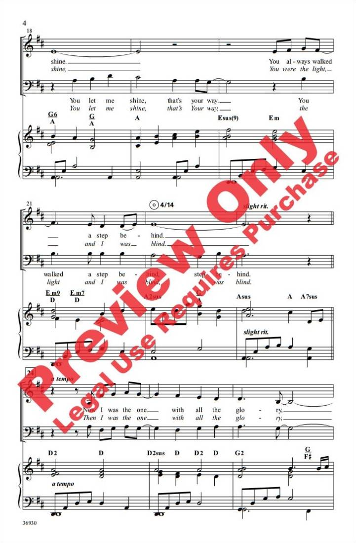 voice lessons the wind beneath my wings View more information about the wind beneath my wings arr gwyn arch for male voice choir and piano roberton 53194 sheet music.