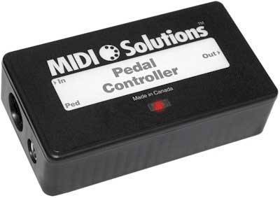 Pedal Controller