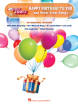 Hal Leonard - Happy Birthday to You and Other Great Songs -  E-Z Play Today Volume 25 - Keyboard - Book