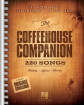 Hal Leonard - The Coffeehouse Companion - Fake Book - C Instruments
