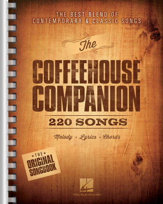 The Coffeehouse Companion - Fake Book - C Instruments